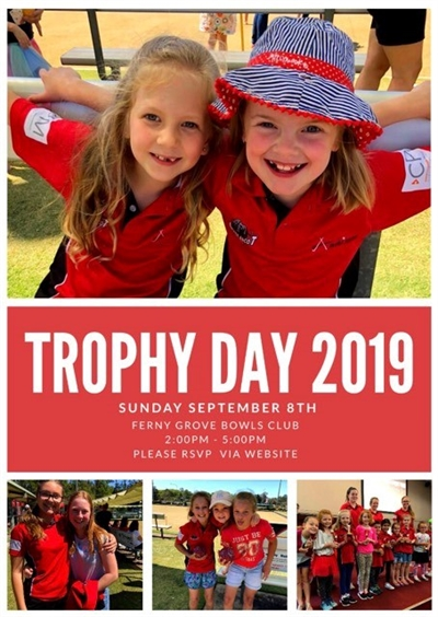 trophy day flyer